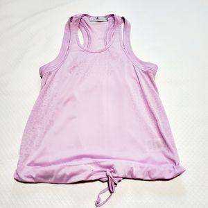 Adidas by Stella Mccartney Tank Top Lilac Size XS